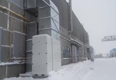 Применение газовых воздухонагревателей на промышленных и сельскохозяйственных предприятиях